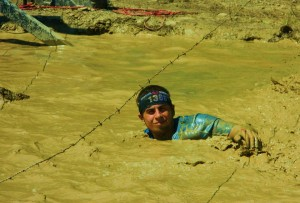 Spartan Race Mud Pit