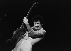 Santana in 1976