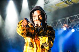 A$AP Rocky Concert Photo